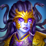 MythWars Puzzles RPG Match 3 2.2.3.8 MOD Unlimited Money for android