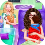 Newborn Care Game Pregnant games Mommy in Hospital 4.0.0 MOD Unlimited Money for android