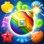 Ocean Splash Match 3 Free Puzzle Games 3.4.4 MOD Unlimited Money for android