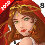 Paint Color Coloring by Number for Adults 2.2.2 MOD Unlimited Money for android
