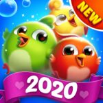 Puzzle Wings match 3 games 1.9.1 MOD Unlimited Money for android