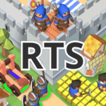 RTS Siege Up – Medieval Warfare Strategy Offline 1.0.221 MOD Unlimited Money for android