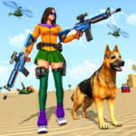 Real Commando Shooting Strike – Fps Shooting Games 1.0.0 MOD Unlimited Money for android