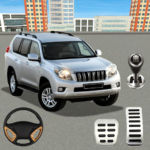 Real Prado Car Parking Games 3D Driving Fun Games 2.0.062 MOD Unlimited Money for android