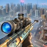 Sniper Shooting Battle 2020 Gun Shooting Games 2.0.9 MOD Unlimited Money for android