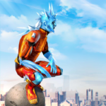 Snow Storm Superhero 1.0.5 MOD Unlimited Money for android