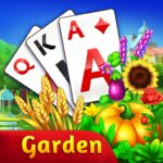 Solitaire Garden – TriPeaks Story 1.5.1 MOD Unlimited Money for android