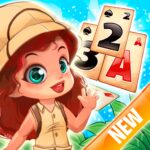 Solitaire Tripeaks – Lost Worlds Adventure 3.1 MOD Unlimited Money for android