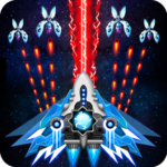Space shooter – Galaxy attack – Galaxy shooter 1.437 MOD Unlimited Money for android
