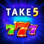 Take5 Free Slots Real Vegas Casino 2.85.1 MOD Unlimited Money for android