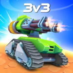 Tanks A Lot – Realtime Multiplayer Battle Arena 2.53 MOD Unlimited Money for android
