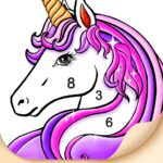 Tap Color- Color by Number Art Coloring Game 4.1.2 MOD Unlimited Money for android