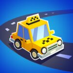 Taxi Run – Crazy Driver 1.24 MOD Unlimited Money for android