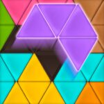 Triangle Tangram 1.62 MOD Unlimited Money for android