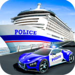 US Police Muscle Car Cargo Plane Flight Simulator 4.3 MOD Unlimited Money for android