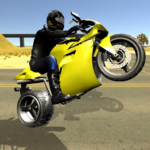 Wheelie King 3D – Realistic free motorbike racing 1.0 MOD Unlimited Money for android