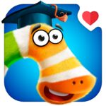 Zebrainy learning games for kids and toddlers 2-7 5.5.1 MOD Unlimited Money for android