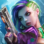 Battle Night Cyber Squad-Idle RPG 1.1.6 MOD Unlimited Money for android