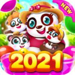 Bubble Shooter Free Panda 1.6.15 MOD Unlimited Money for android