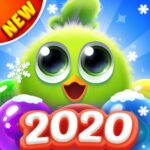Bubble Wings offline bubble shooter games 2.4.7 MOD Unlimited Money for android