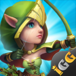 Castle Clash Quyt Chin-Gamota 1.4.81 MOD Unlimited Money for android