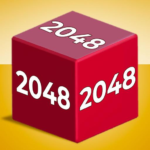 Chain Cube 2048 3D merge game 1.23.04 MOD Unlimited Money for android