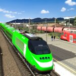 City Train Driver Simulator 2019 Free Train Games 4.2 MOD Unlimited Money for android