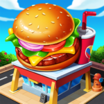 Cooking Crush New Free Cooking Games Madness 1.2.2 MOD Unlimited Money for android