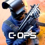 Critical Ops Multiplayer FPS 1.19.0.f1186 MOD Unlimited Money for android