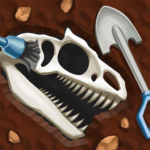 Dino Quest – Dinosaur Discovery and Dig Game 1.5.17 MOD Unlimited Money for android