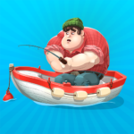 Fisherman Larry Awesome Idle Fishing. Catch fish. 1.06 MOD Unlimited Money for android