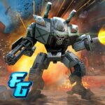 Fusion Guards AI Mech War 1.0.3 MOD Unlimited Money for android
