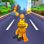 Garfield Rush 3.8.7 MOD Unlimited Money for android