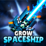 Grow Spaceship VIP – Galaxy Battle 5.2.6 MOD Unlimited Money for android