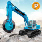 Heavy Excavator Rock Mining Stone Cutter Simulator 4.3 MOD Unlimited Money for android