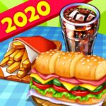 Hells Cooking crazy burger kitchen fever tycoon 1.39 MOD Unlimited Money for android