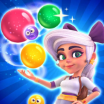 Huuuge Bubble Pop Story Varies with device MOD Unlimited Money for android