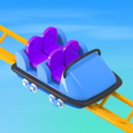 Idle Roller Coaster 2.4.2 MOD Unlimited Money for android