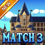 Jewel Royal Castle Match3 puzzle 1.5.1 MOD Unlimited Money for android