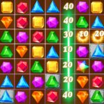 Jewels Classic – Jewel Crush Legend 2.9.8 MOD Unlimited Money for android
