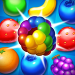 Juice Pop Mania Free Tasty Match 3 Puzzle Games 4.2.0 MOD Unlimited Money for android