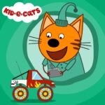 Kid-E-Cats Kids racing. Monster Truck 1.0.6 MOD Unlimited Money for android
