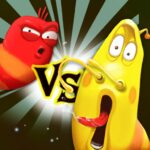 Larva Heroes Battle League 2.4.5 MOD Unlimited Money for android