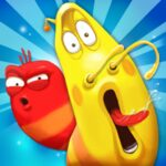 Larva Heroes Lavengers 2.7.0 MOD Unlimited Money for android