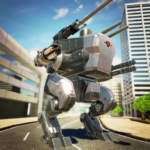 Mech Wars Multiplayer Robots Battle 1.415 MOD Unlimited Money for android