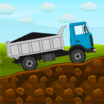 Mini Trucker – 2D offroad truck simulator 1.3.2.2 MOD Unlimited Money for android