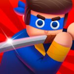 Mr Ninja – Slicey Puzzles 2.11 MOD Unlimited Money for android