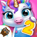 My Baby Unicorn 2 – New Virtual Pony Pet 1.0.49 MOD Unlimited Money for android