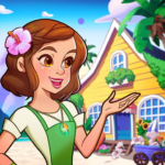 Ohana Island Blast flowers and build 1.0.5 MOD Unlimited Money for android