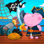 Pirate Games for Kids 1.1.9 MOD Unlimited Money for android